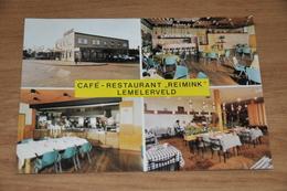 7490-   CAFE RESTAURANT REIMINK, LEMELERVELD - Netherlands