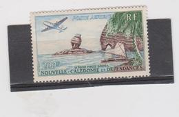 NOUVELLE CALEDONIE 1 T Poste Aérienne Neuf Xx  N°YT PA 72 - 1955 - Luftpost