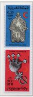 1975 - MAROCCO - MAROC - Yv:  Nr. 723/724 - NH - (UP121.1) - Marocco (1956-...)