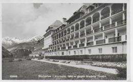AK 0143  Stolzalpe Bei Murau - Kurhaus Gegen Niedere Tauern / Verlag Ledermann Um 1950 - Österreich