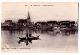 4068 - Azé ( 53 ) - Panorama D'Azé ( Mayenne ) - N°227 - - Autres Communes