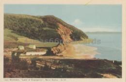 Cape Blomidon - Land Of Evangeline - Nova Scotia