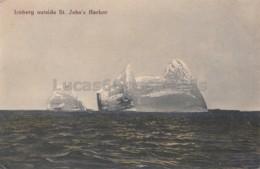 Iceberg Outside St. John's Harbour - St. John's