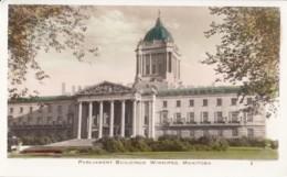 Winnipeg - Parliament Buildings - Winnipeg