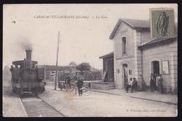 Cabanac-Villagrains (Gironde) - La Gare - Other Municipalities