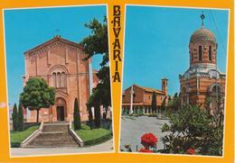 BAVARIA DI NERVESA - CHIESA PARROCCHIALE E MONUMENTALE ABBAZIA - Andere Städte