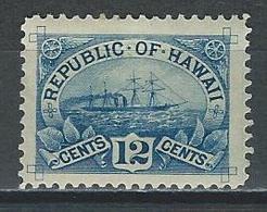 Hawaii Mi 62, Sc 78  * Mint Hinged - Hawaï