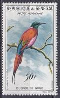 Senegal 1960 Tiere Fauna Animals Vögel Birds Oiseaux Aves Uccelli Scharlachspint, Mi. 239 ** - Senegal (1960-...)