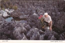 Grand Cayman Ivan Larrington At Go To Hell - Cayman Islands