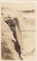 Niagara Falls In Winter - Prospect Point - Niagara Falls