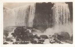 Niagara Falls Cave Of Winds - Niagara Falls