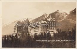 Banff Spring's Hotel - Banff