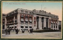 Winnipeg - C.P.R. Depot - Winnipeg