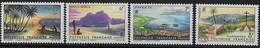 1964 Polynésie Française N° 30 à 33 Nf** . MNH ..Paysages . - French Polynesia