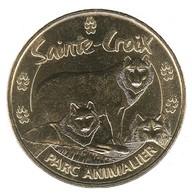 Monnaie De Paris 57.Rhodes - Loups De Sainte Croix 2008 - Monnaie De Paris