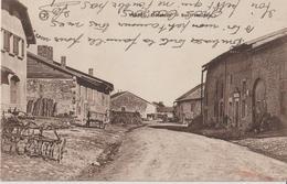 VERPEL ( Ardennes ) - Matériel Agricole Devant Les Maisons - Francia