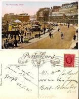 GB Dover, Promenade ... GB023 - Dover