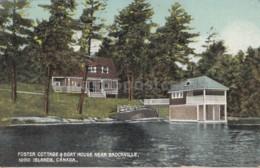Foster Cottage & Boat House Near Brockville - 1000 Islands - Brockville