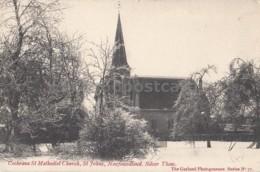 Saint John's - Cochrane St Methodist Church Silver Thaw - St. John's