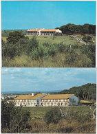 30. Gf. GALLARGUES-LE-MONTUEUX. Clinique Des Oliviers. 2 Cartes - Gallargues-le-Montueux