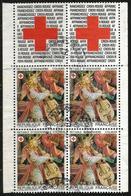 Croix Rouge 1985  - Bloc De 4 YT 2392a Oblitéré - Oblitérés