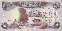 IRAK 5 DINARS 1981 XF P 70 - Irak