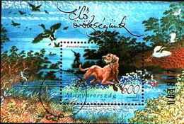 90683) UNGHERIA 2007 Vizla/cani Di Lavoro/Caccia/Animali/NATURA/Animali Domestici 1v M/... -USATO - Hongrie