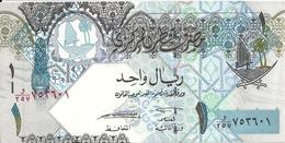 QATAR 1 RIYAL ND2008 UNC P 28 - Qatar