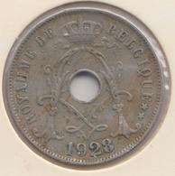 @Y@  België  25  Centime  1928        (4884) - 1934-1945: Leopold III