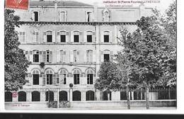 LUNEVILLE  INSTITUTION SAINT PIERRE  FOURIER  GROS PLAN DEPT 54 - Luneville