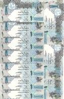 QATAR 1 RIYAL ND2008 UNC P 28 ( 10 Billets ) - Qatar