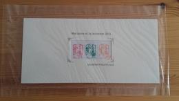 Souvenir Philatelique Marianne Et La Jeunesse 2013 - Documents De La Poste
