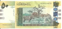 SOUDAN 50 POUNDS 2006 AUNC P 69 - Soudan