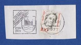 MWSt - Trittau, 750 Jahre Gemeinde Trittau 1989 - BRD
