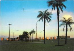 BRASILIA - Panoramic View At Sunset - Brasilia