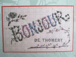 Un Bonjour De Thomery - France