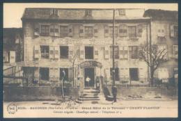 43 SAUGUES Grand Hotel De La Terrasse Chany Flandin - Saugues