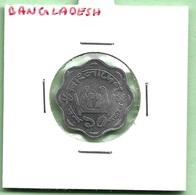 BANGLADESH  10  POISHA  1981 - 84  F.A.O. - Bangladesh