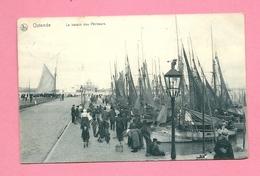C.P.  Oostende = Le  Bassin Des  Pêcheurs - Oostende