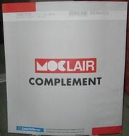 MOC - JEU MONACO MOCLAIR 2010 (Avec Pochettes) - Pré-Imprimés