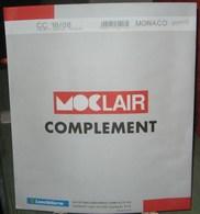 MOC - JEU MONACO MOCLAIR 2008 (Avec Pochettes) - Pré-Imprimés