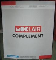 MOC - JEU MONACO MOCLAIR 2007 (Avec Pochettes) - Pré-Imprimés