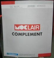 MOC - JEU MONACO MOCLAIR 2006 (Avec Pochettes) - Pré-Imprimés