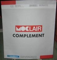 MOC - JEU MONACO MOCLAIR 2005 (Avec Pochettes) - Pré-Imprimés