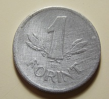 Hungary 1 Forint 1958 Varnished - Hongrie