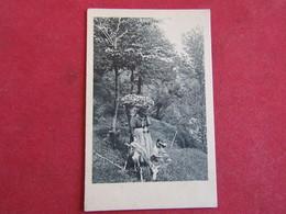 Carte Postale Paysan - Camponesa - Agriculture