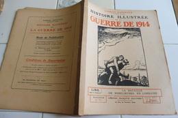 77-Histoire Illustrée Guerre 1914- Rozelieures Anozel Mortagne Saint-Dié Vosges Chipotte Epinal Raon-l'Etape-Lorraine - Revues & Journaux