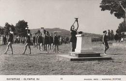 Grèce - Olympie XV ( N°80 ) ; Jeux Olympiques ,( Photo Agfa ) - Olympische Spiele
