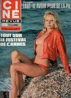Ciné Revue Télé Programmes N°22 Tout Sur Le Festival De Cannes - Cary Grant - Red Skelton - Catherine Allegret 1976 - Fernsehen