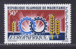 MAURITANIE AERIENS N°   63 ** MNH Neuf Sans Charnière, TB (D8481) Europafrique - 1966 - Mauritania (1960-...)